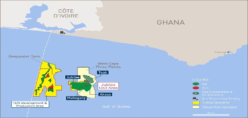 Ghana-Ivory Coast boundary dispute frustrates projects