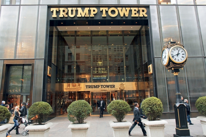 Trump workers forced to adopt arbitration