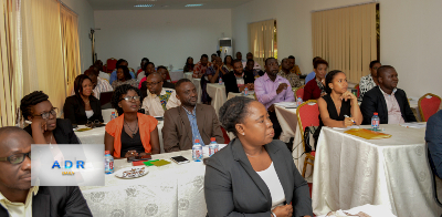 IES builds capacity of corporate executives