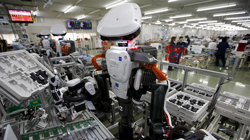 Robots have displaced millions of factory workers.jpeg