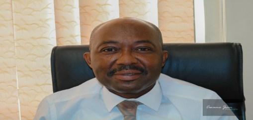 Mr Ebenezer Agbettor, Executive Director, IHRMP
