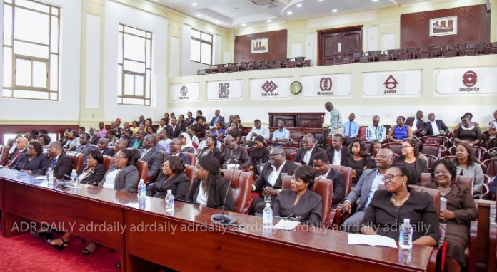 The Judicial Service of Ghana has extended its Court-Connected ADR Programme to 107 courts across the country.