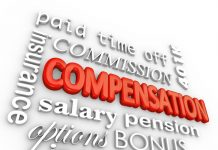 Compensation Benefits Salary Total Pay Package Words