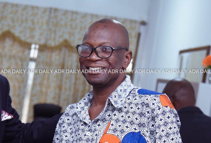 Professor Alexander Ayogyam, acting Vice Chancellor of the Kumasi Technical University (KTU)