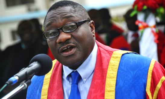 Prof Avoke. Will he be reinstated