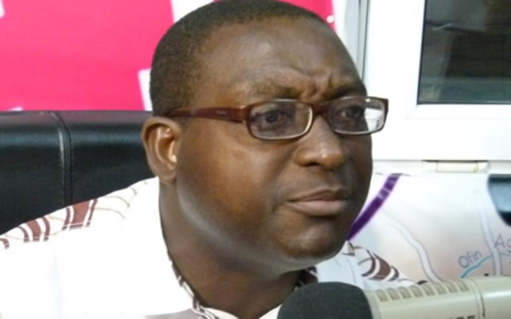 Yaw Buabeng Asamoah, NPP Communications Director, and ADR Practitioner