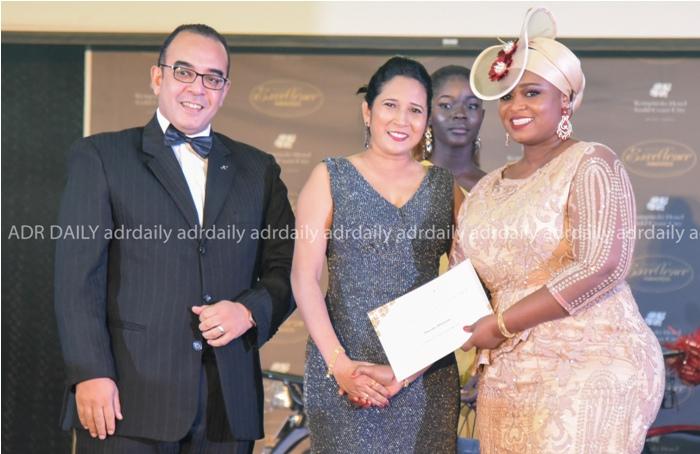 Kempinski Hotel honours staff