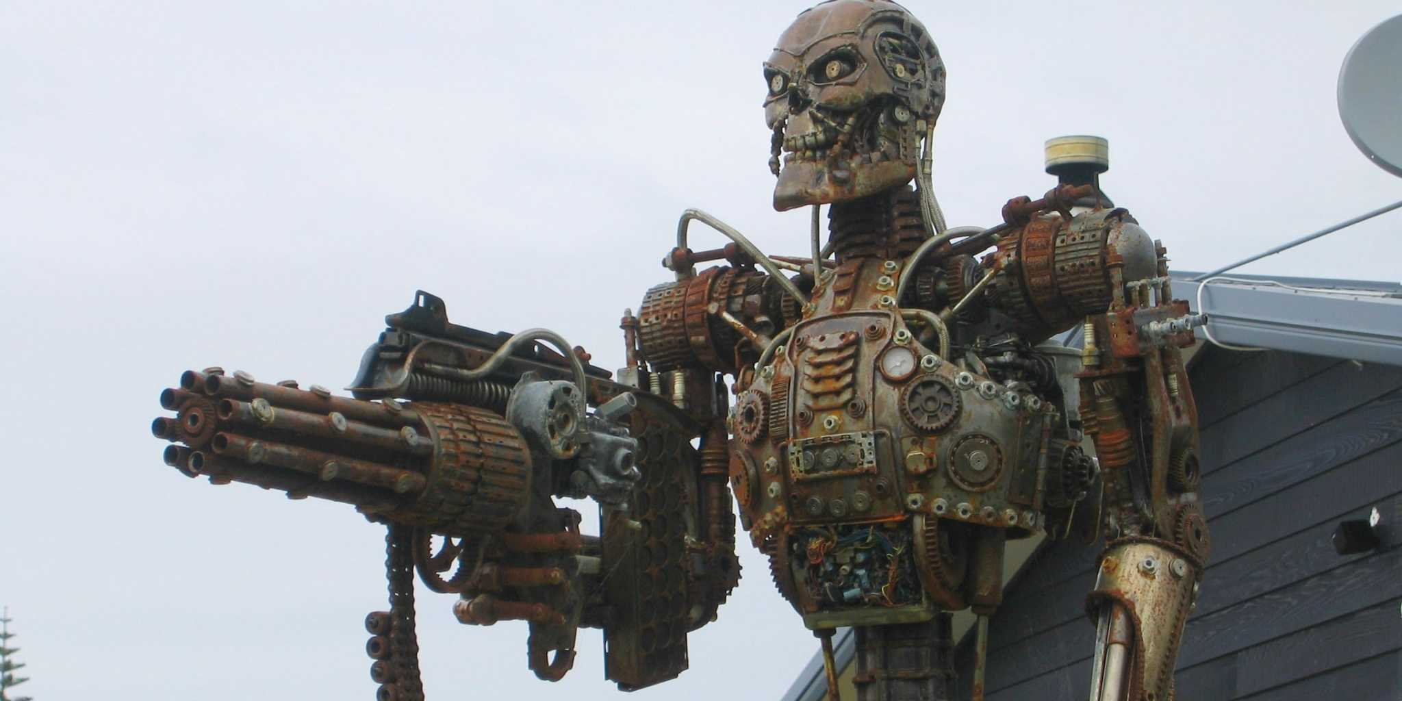 The robots are considered a deadly threat to countries
