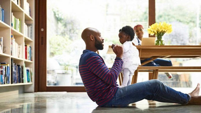 The paternity leave is to support young families