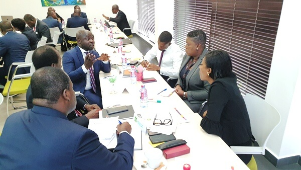 Gamey & Gamey's trainings continue to corporate executives