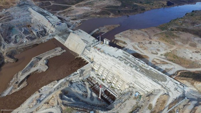 Ethiopia is keen on filling the dam