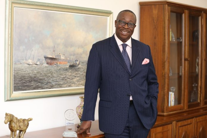 Dr. Nortey Omaboe - Executive Chairman of GCNet