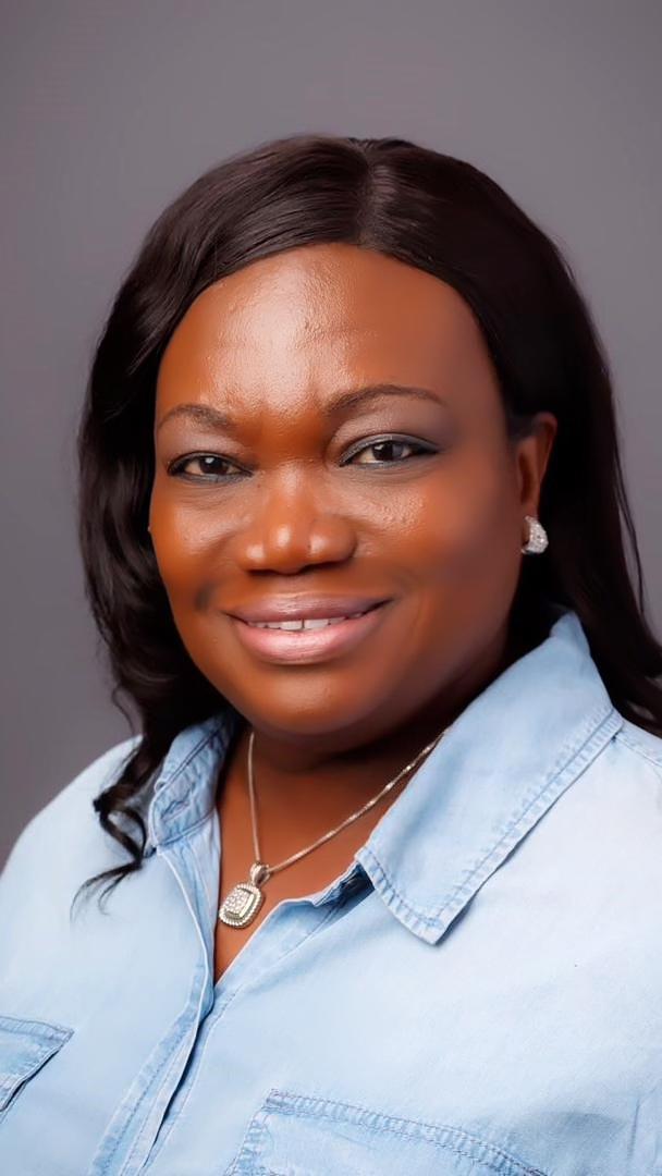 Geraldine Mensah-Dartey, a Data Scientist and lead trainer for the programme