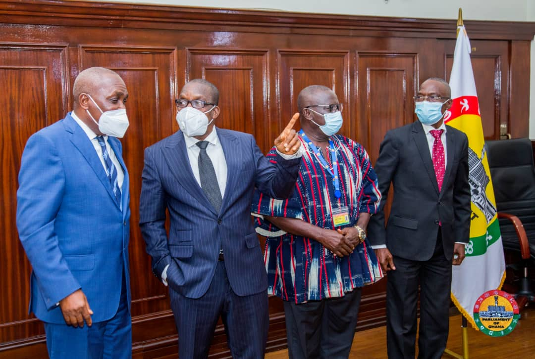 Speaker lauds introduction of Certified Public Manager programme in Ghana