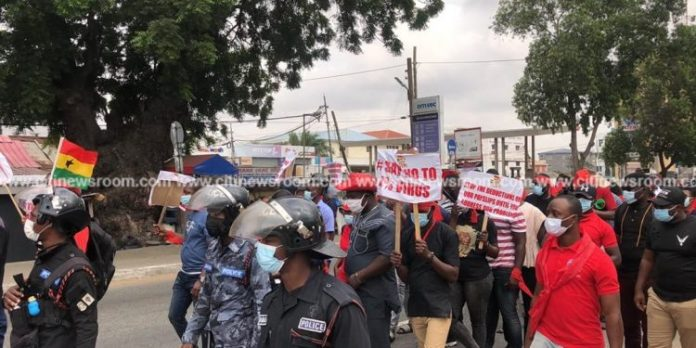 Aggrieved-Public-Sector-workers