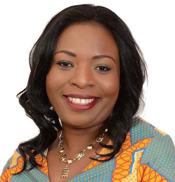 Amma Benneh-Amponsah, Chief Human Resource Officer, MTN Ghana